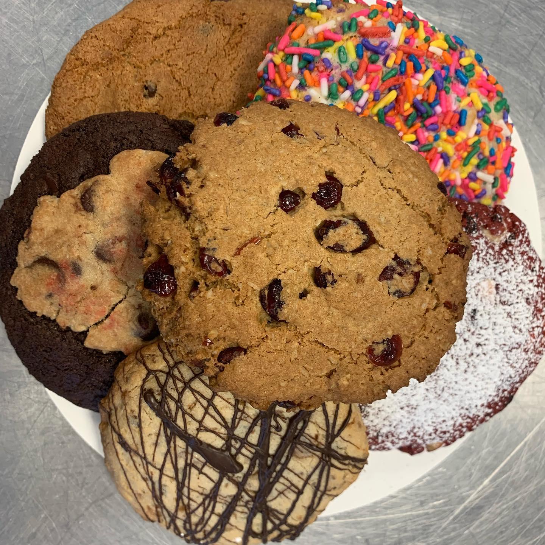 Mylks Cookies