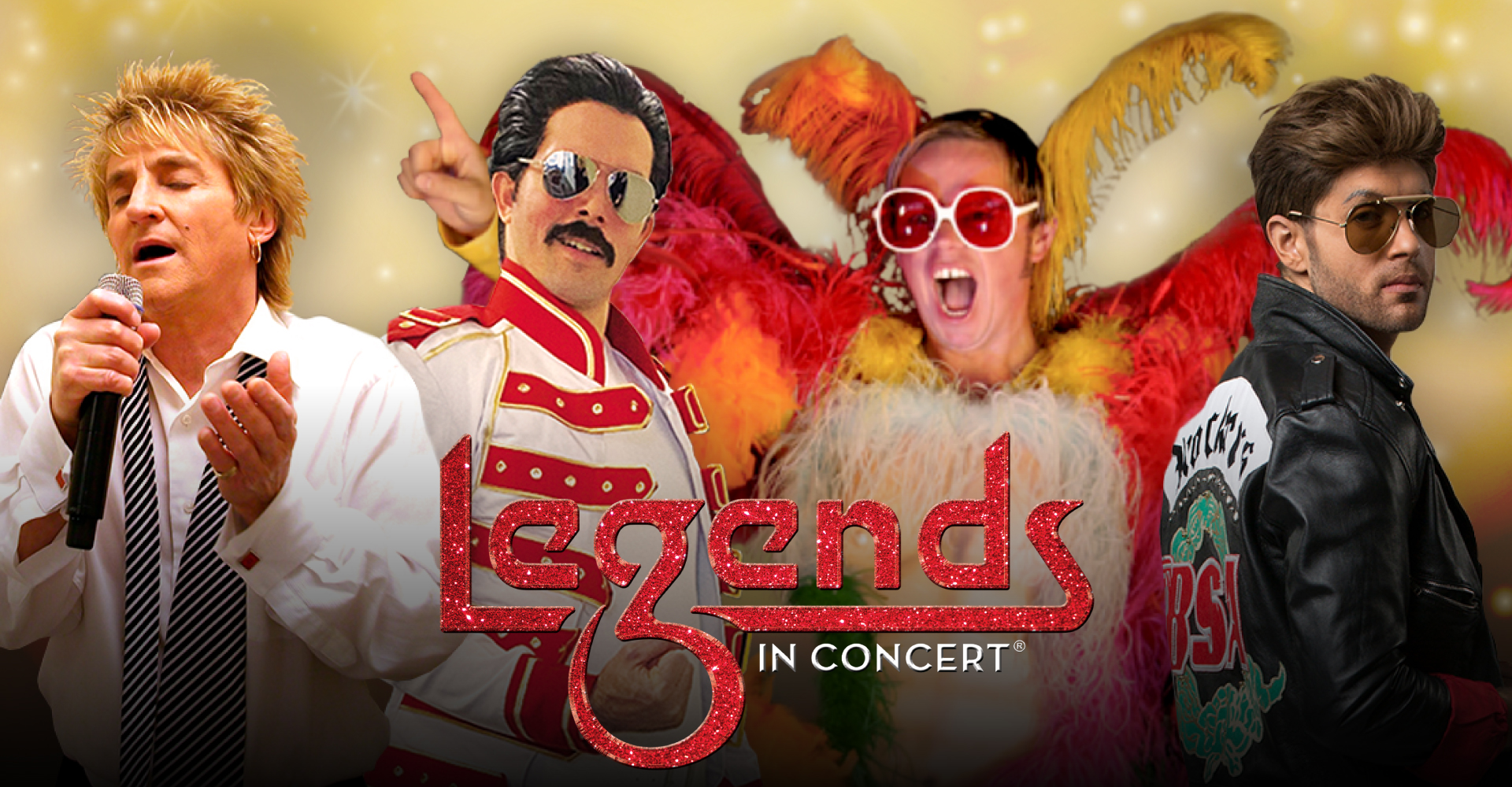 Legends in Concert: Direct From London