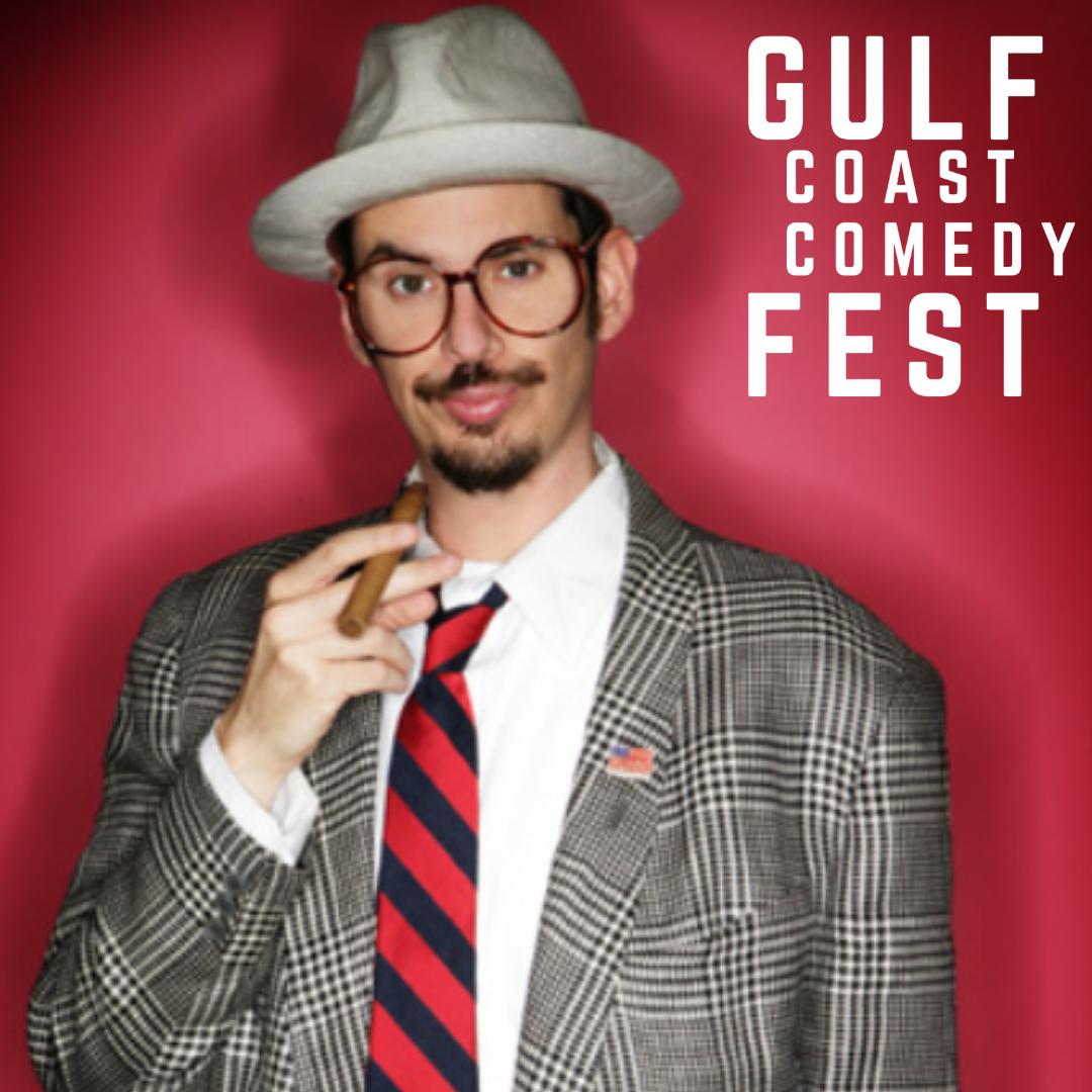 Gulf Coast Comedy Fest 2021 - Stand Up Comedy