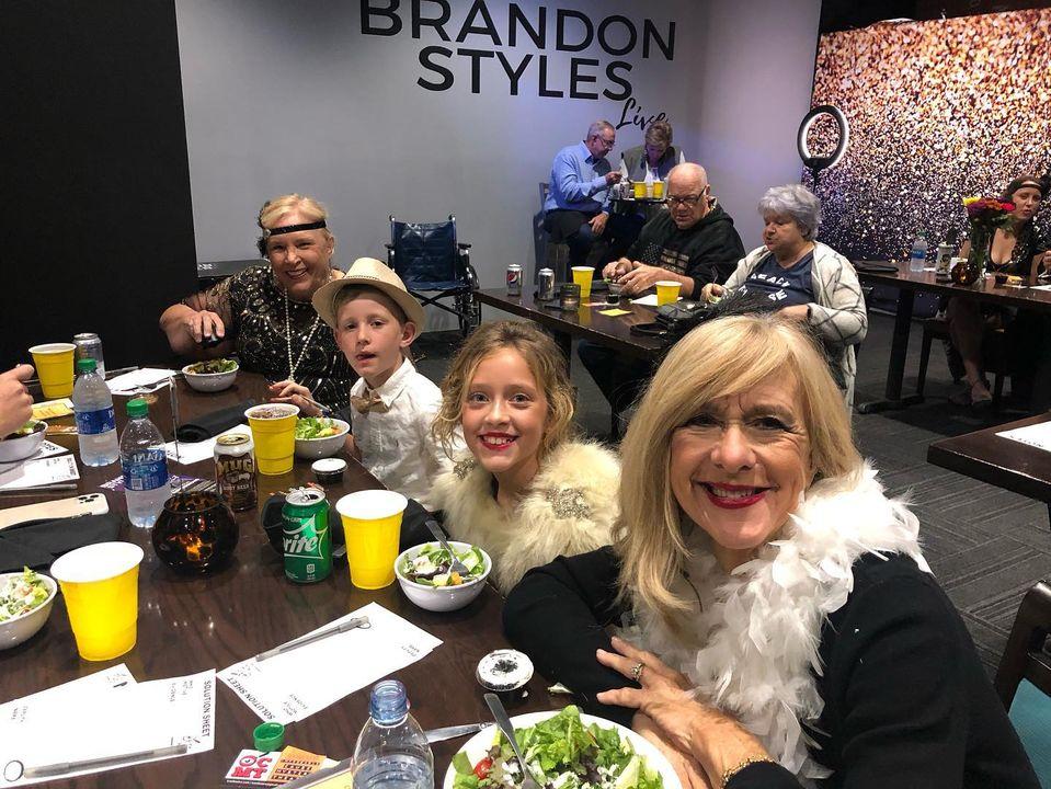Mardi Gras Murder Mystery Dinner Show Presented by ICM Theatre