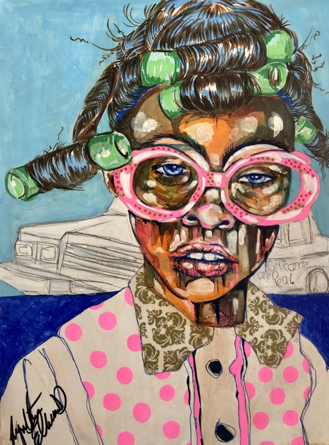 Selections from Lynthia Edwards: An Art Exhibition at Kentuck Art Center