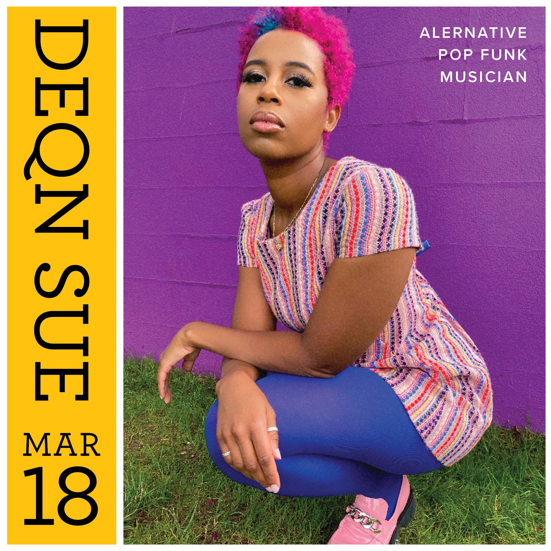 Alys Stephens Center Presents DeQn Sue