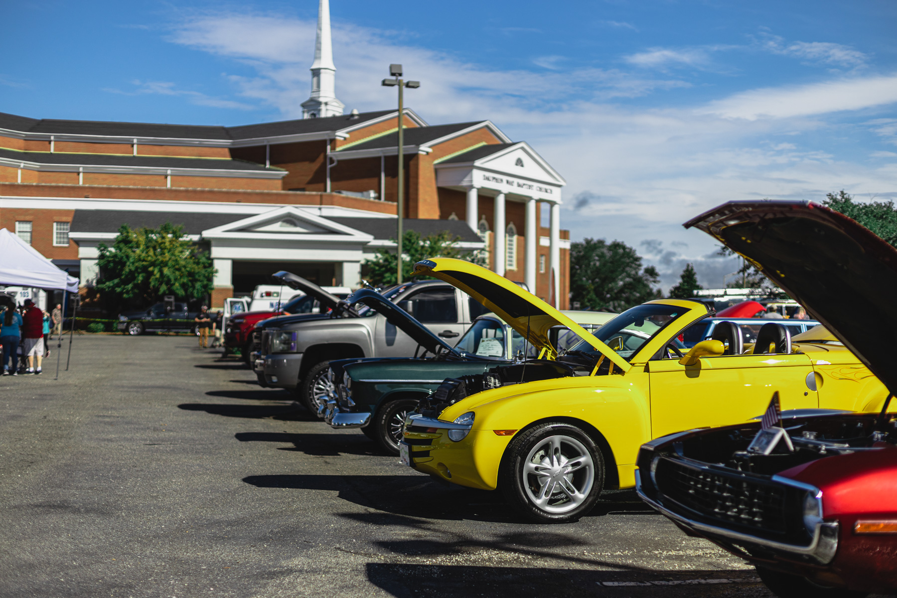 12th Annual Shirley Looney Memorial Car Show