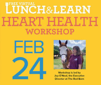 Lunch & Learn Women's Heart Health