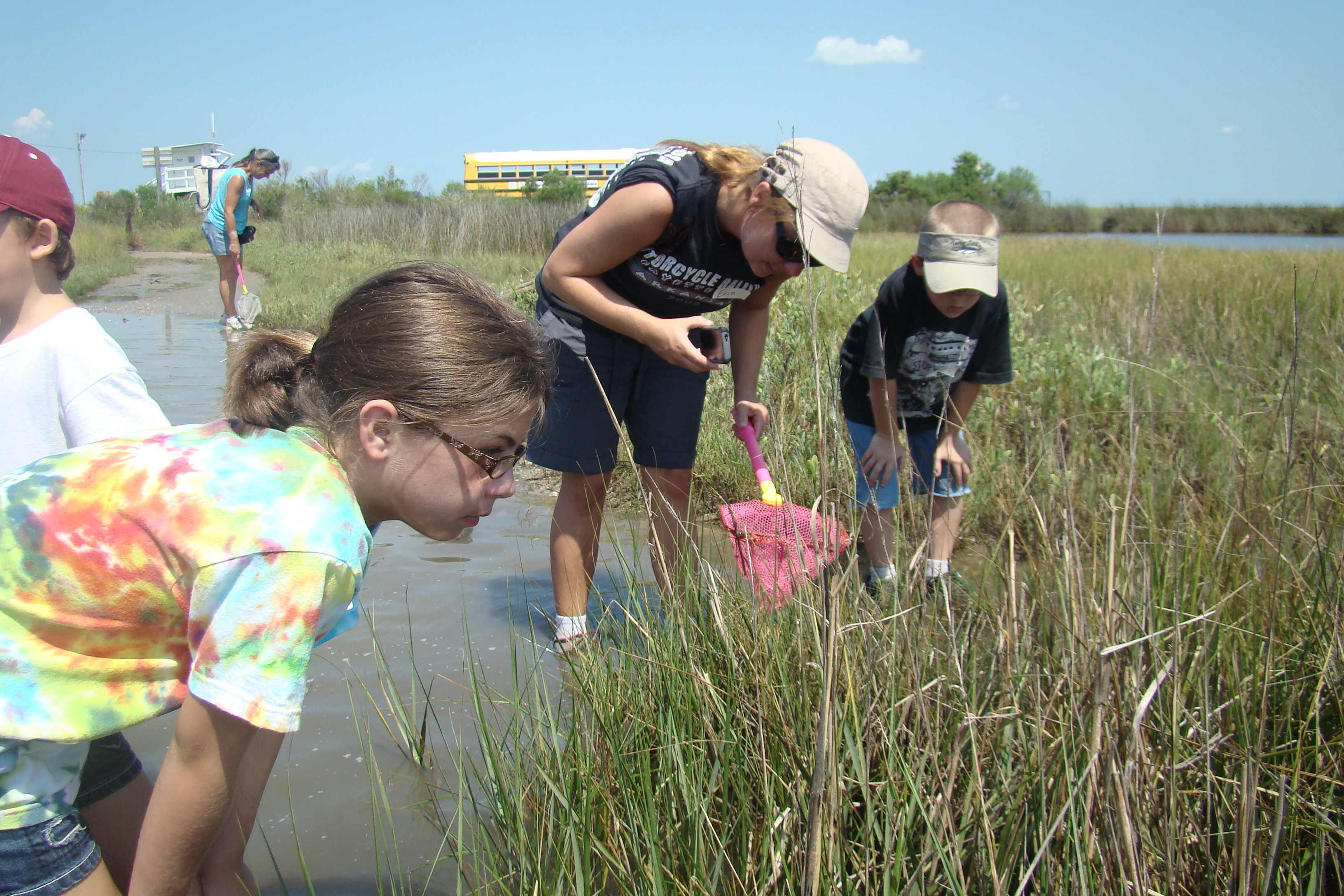 2021 Discovery Day at the Dauphin Island Sea Lab