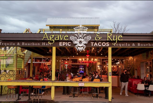 Agave & Rye Opening!