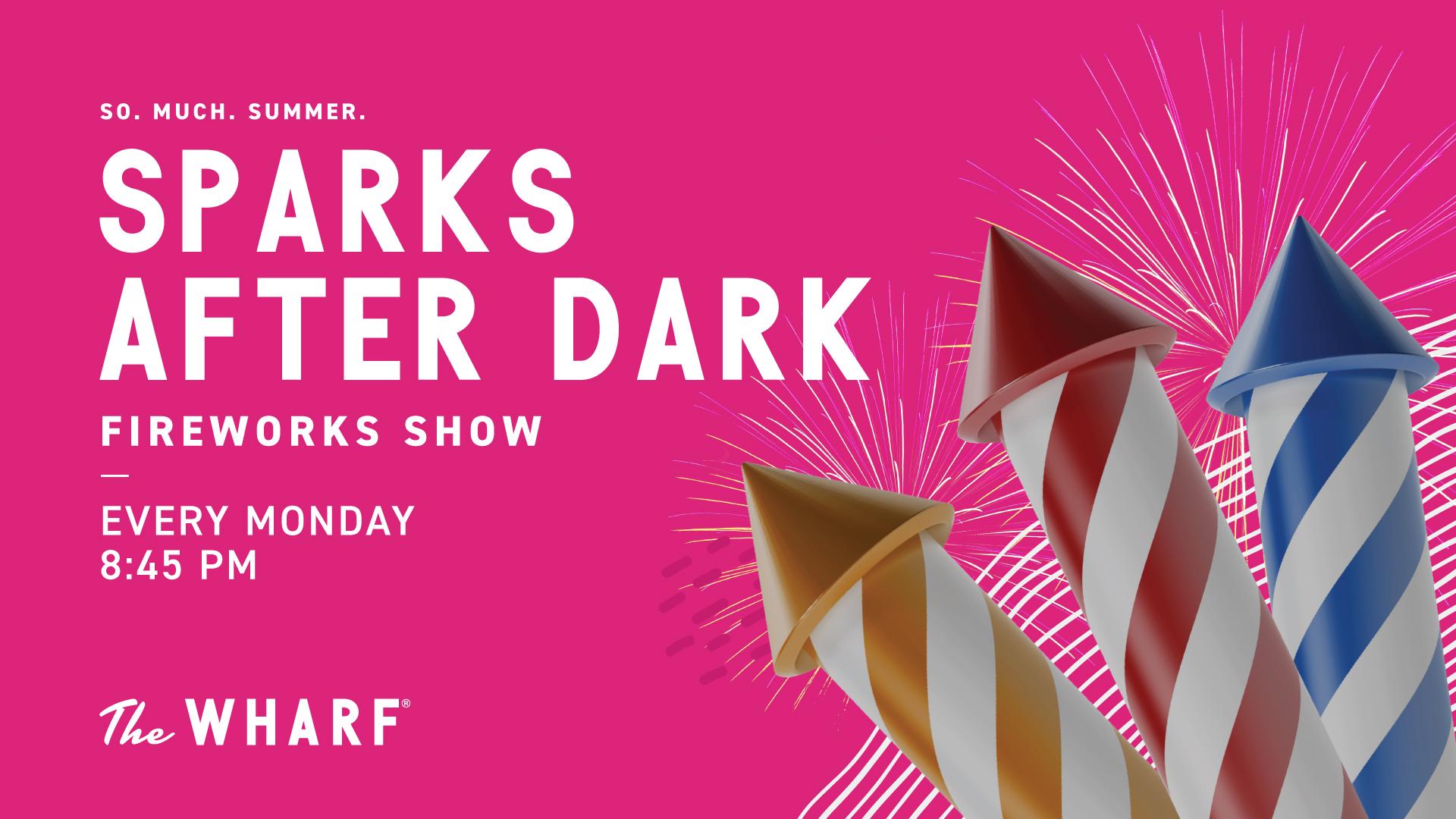Sparks After Dark
