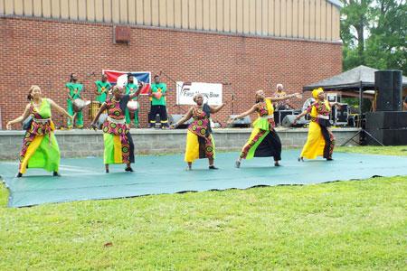 North Alabama African Heritage Festival
