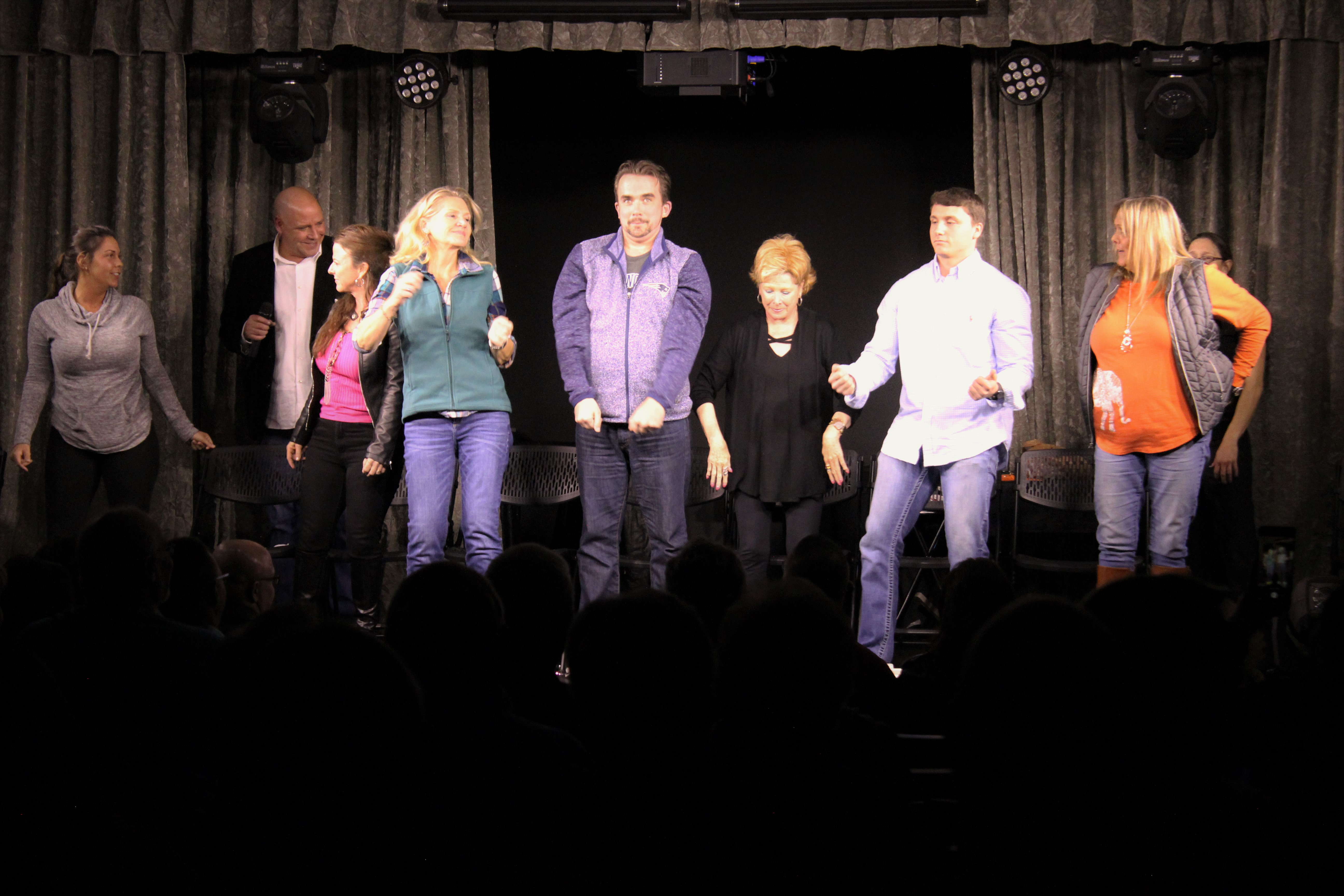 Stoked Comedy Hypnosis Show For All-Ages