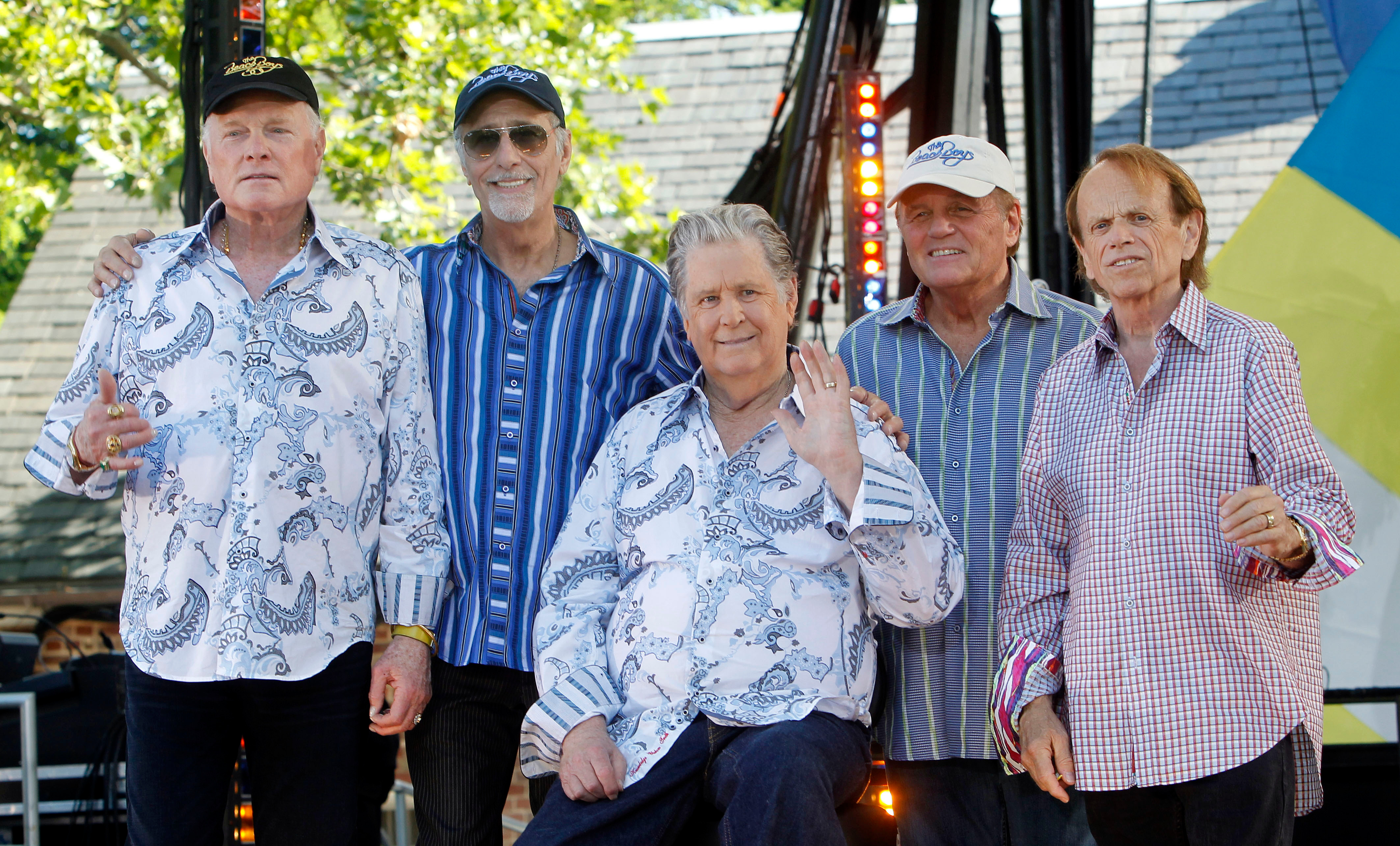 The Beach Boys at the Amphitheater
