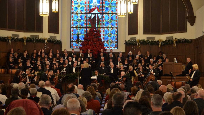 74th Annual Presentation of Handel's MESSIAH