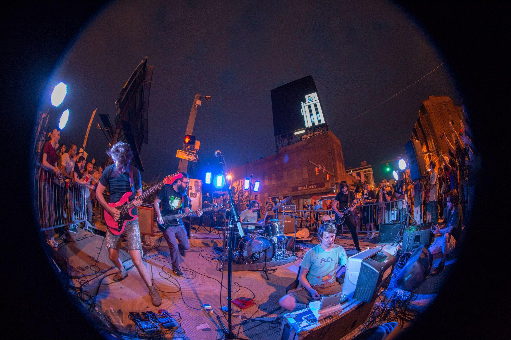 Concerts on the Dock: Bit Brigade