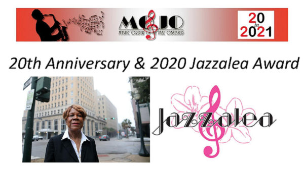 20th Anniversary & Jazzalea Award