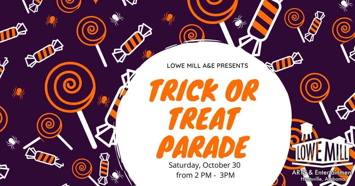 Trick or Treat Parade