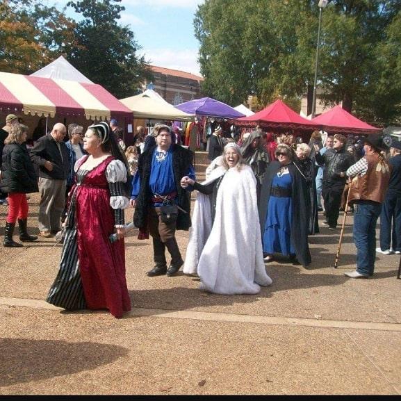 Alabama Renaissance Faire 2021