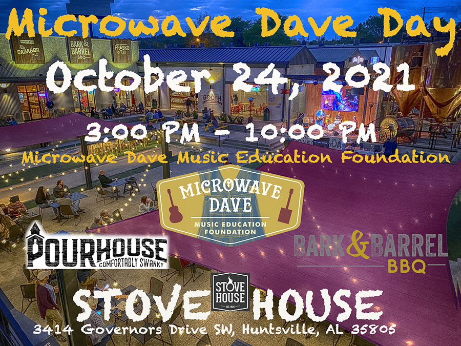 Microwave Dave Day