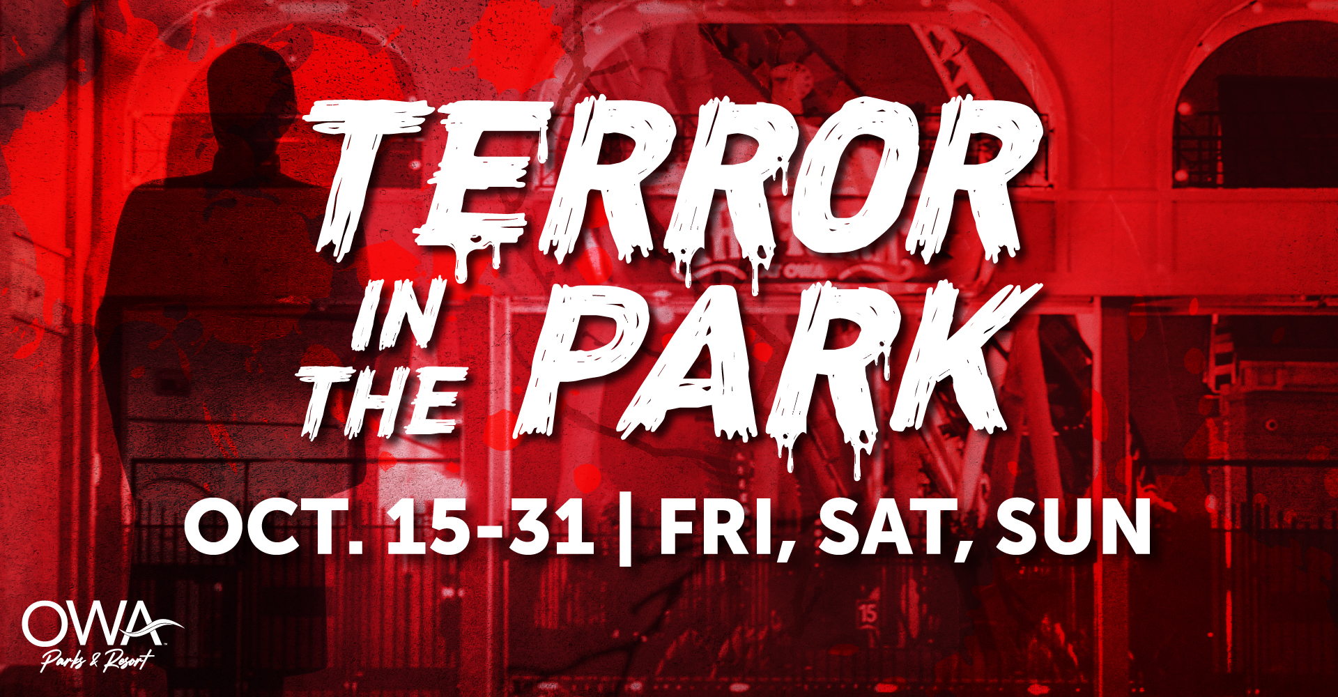 Terror in The Park at OWA