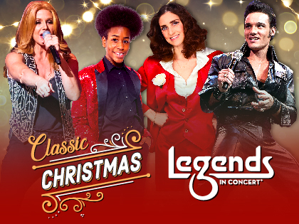 Classic Christmas at Legends In Concert