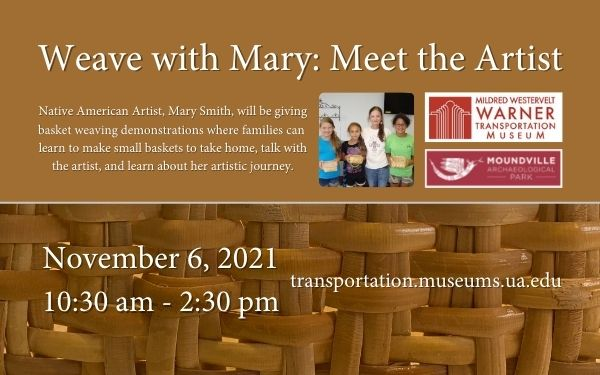 Weave with Mary: Meet the Artist