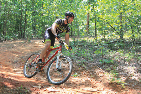 Road Trip: Mountain Bike East Alabama